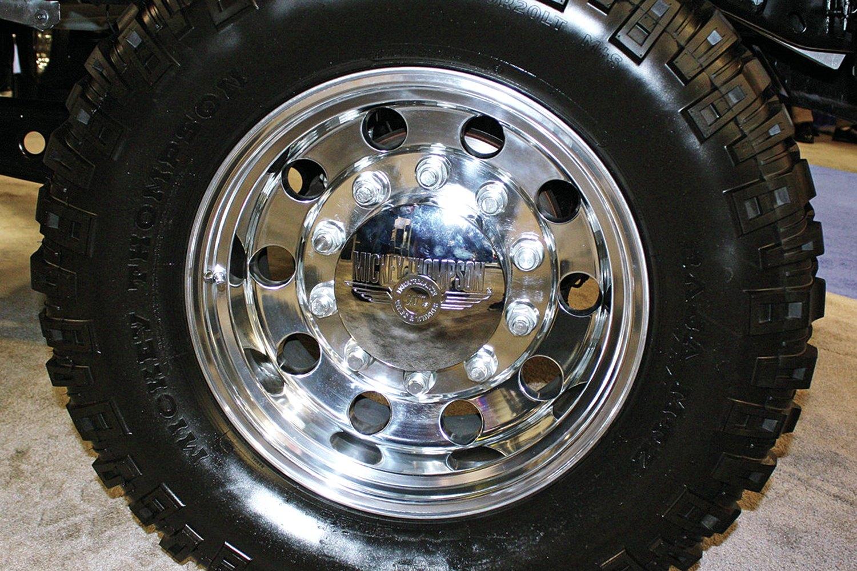 Classic Big Rig Wheels Classic Big Rig Polished