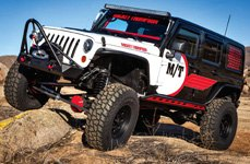 MICKEY THOMPSON® - Baja ATZ Radial Plus Tires on Jeep Wrangler