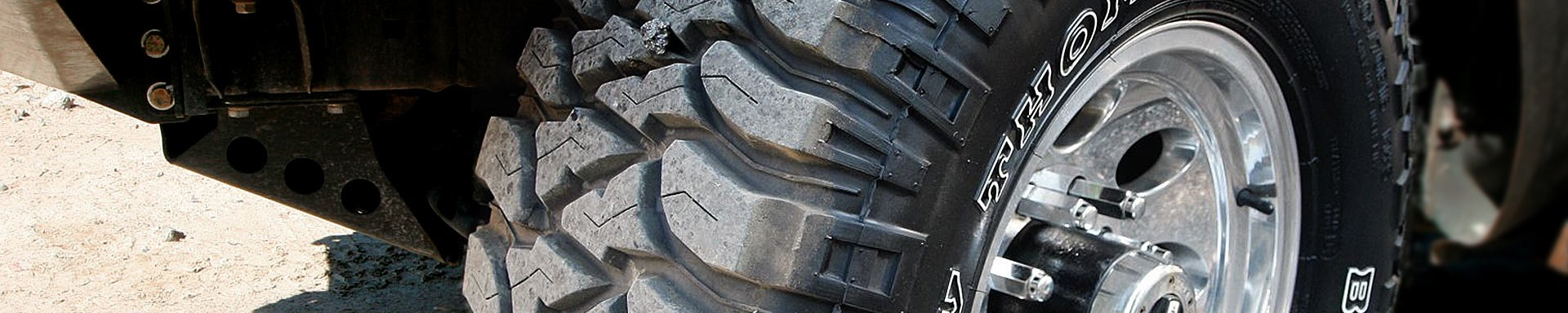 Universal MICKEY THOMPSON TIRES