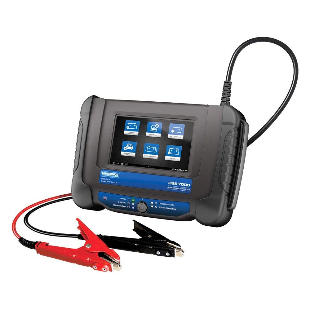 Midtronics Dss 7000amp Battery Diagnostic Service System