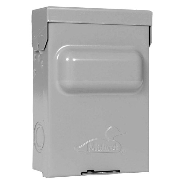 Air Conditioners Free Standing Midwest Electric® U035F2 - 30 Amp Disconnect Air Conditioner