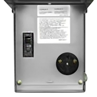 Midwest Electric 174 U013c 30 Amp Rv Box With 30 Amp Breaker