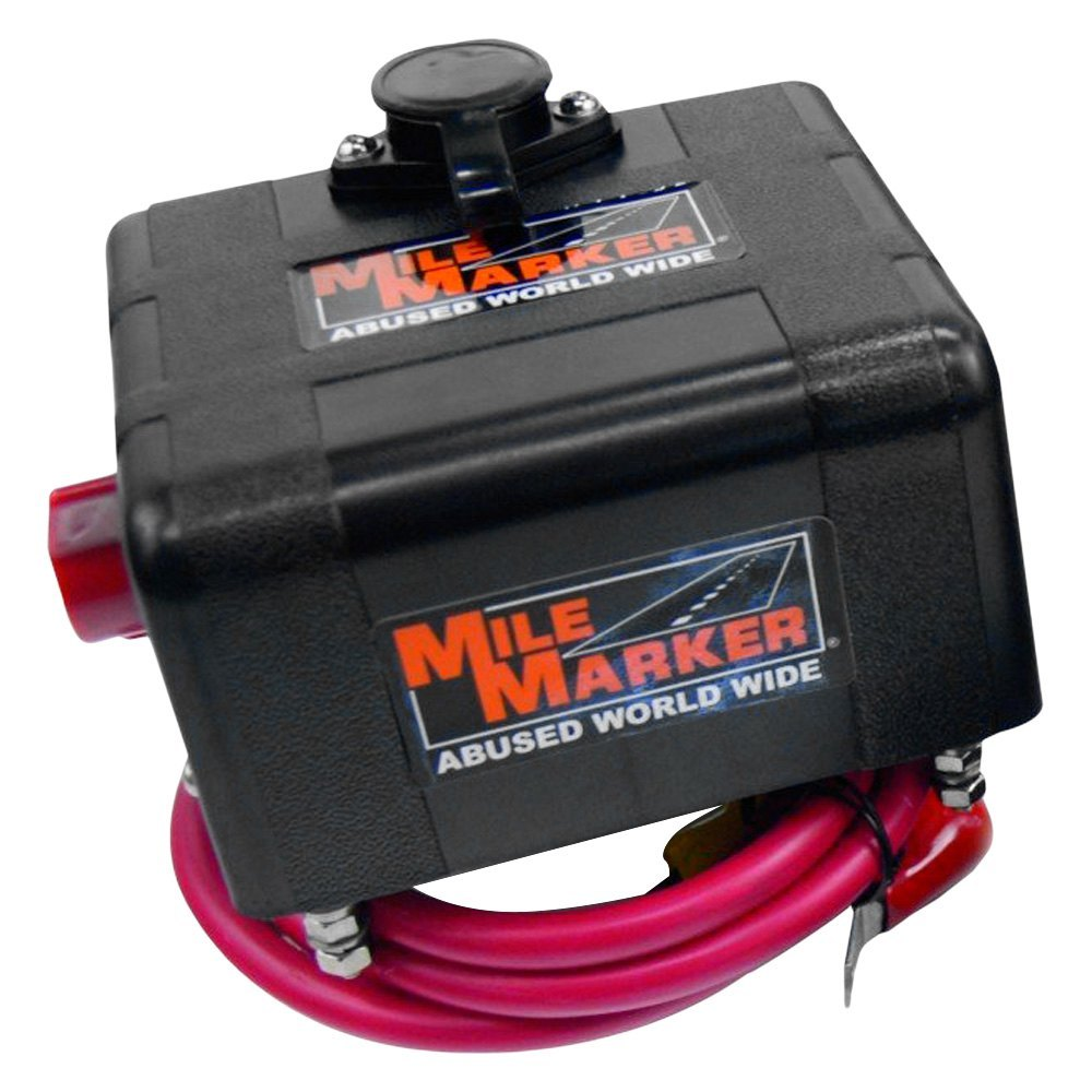 Mile Marker® 76-50140-06 - Replacement Winch Solenoid for Part# 76 ...