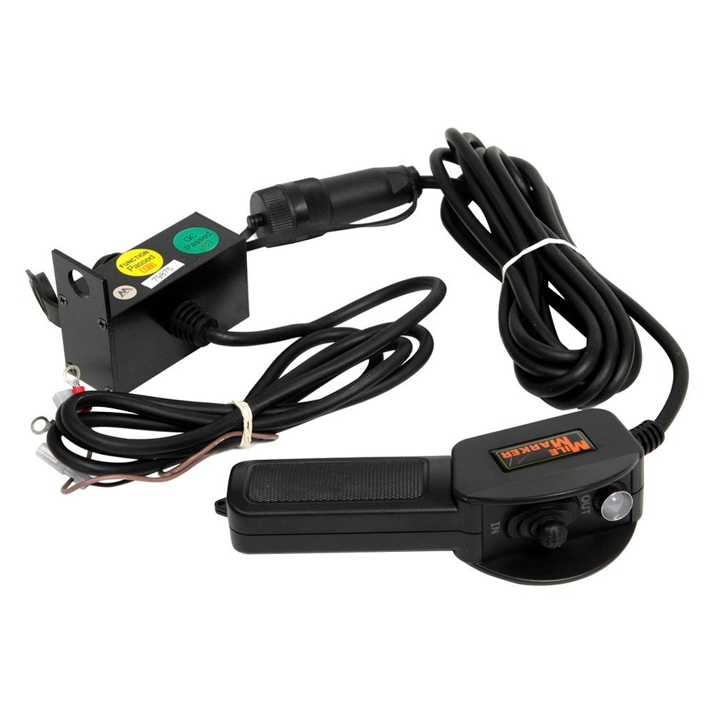 Mile Marker® 93-50014 - Control Joystick for Hydraulic Winches