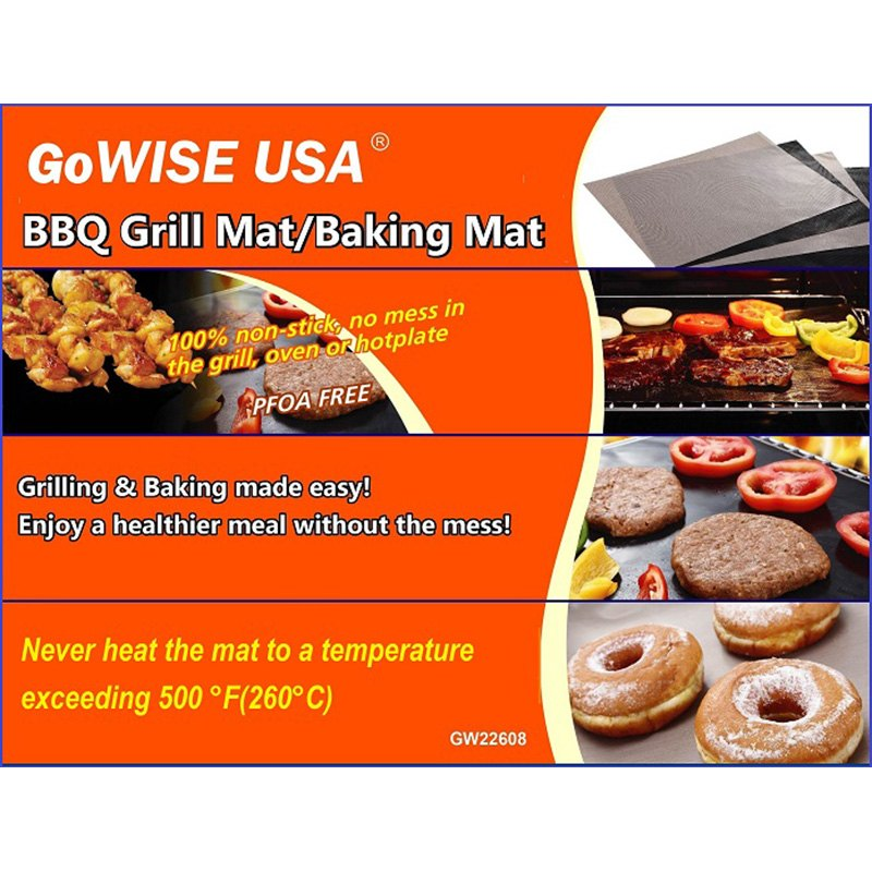 Mings mark gowise usa bbq grilling mat for Gowise usa
