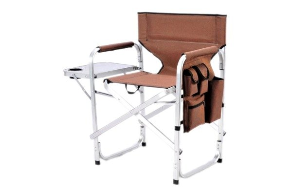 Mings Mark Director s Chair Folding Brown with Side