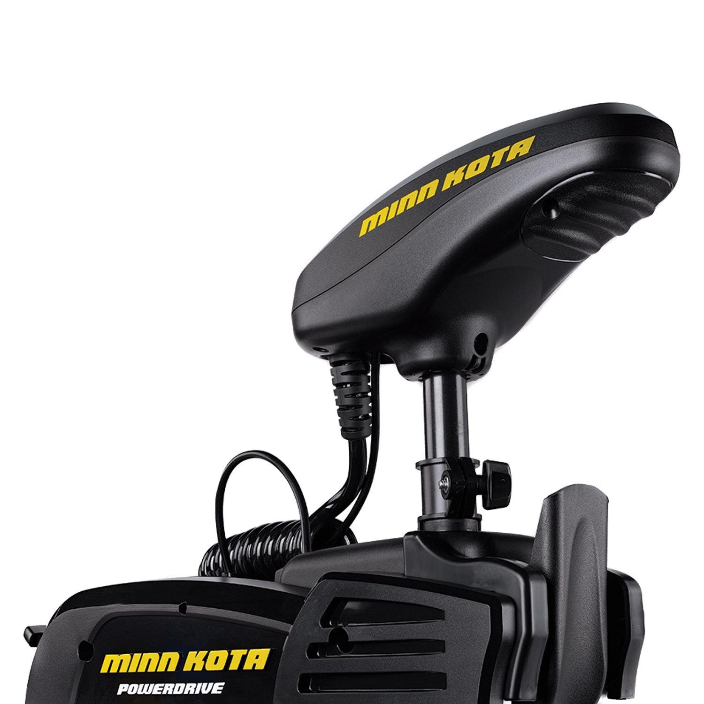 Minn kota 1366264 new riptide powerdrive 24v 70 lb for Minn kota saltwater trolling motors