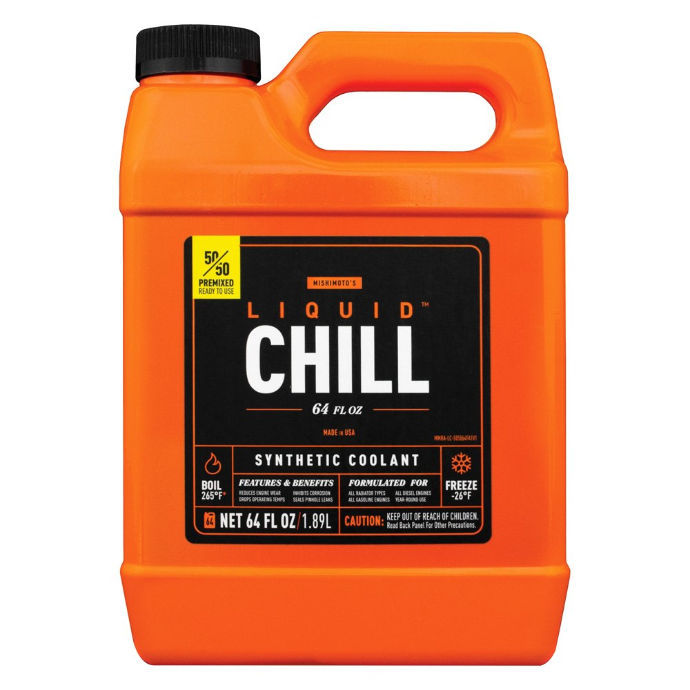 Mishimoto® MMRA-LC-505064F - Liquid Chill Synthetic Engine Coolant