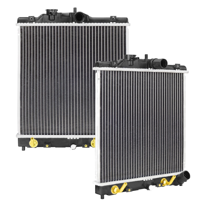 Mishimoto® R2273-AT - OEM Replacement Engine Coolant Radiator