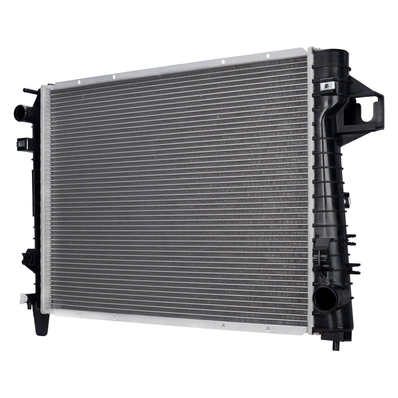 Dodge Oem Replacement Parts : Mishimoto dodge ram  oem replacement radiator