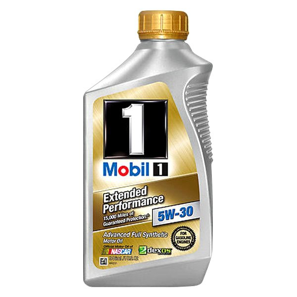 Mobil 1 112627 Sae 5w 30 Extended Performance Synthetic