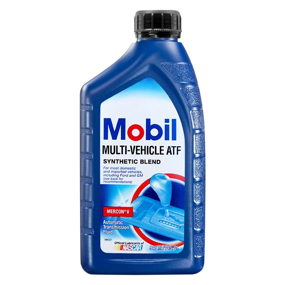 Automatic Transmission Fluid >> Mobil 1® - Multi-Vehicle ATF Mecron V Automatic Transmission Fluid