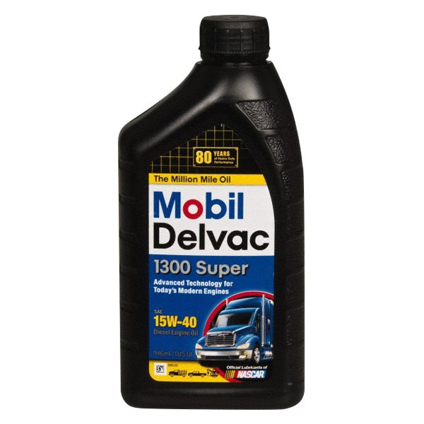 Mobil 1 Delvac Diesel Engine Oil Petroleum Based