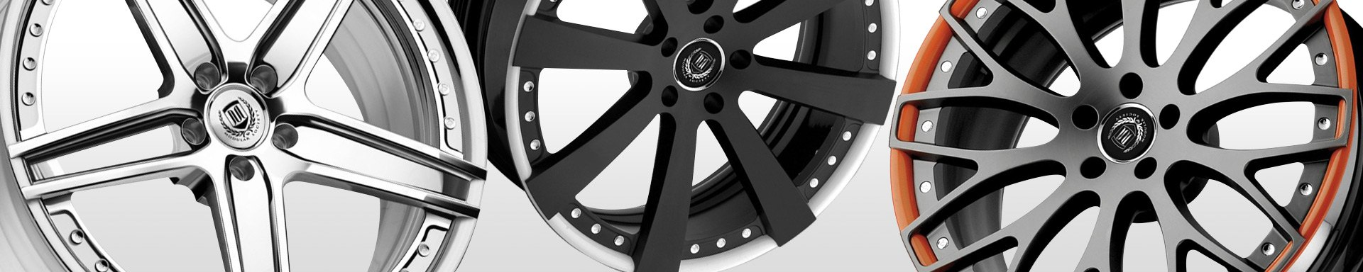 Universal Modular Society WHEELS & RIMS