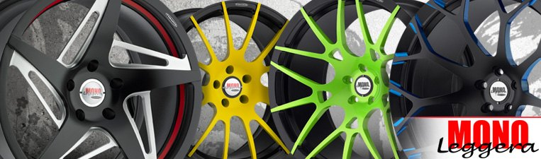 Monoleggera Wheels & Rims