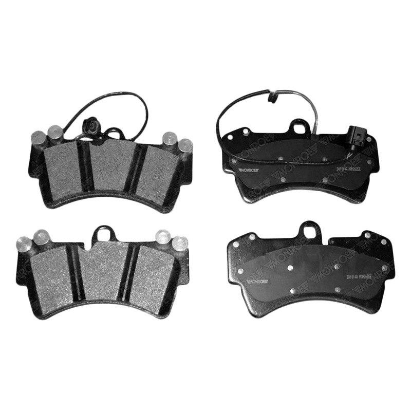 For Audi Q7 Porshce Cayenne Front Disc Brake Pad Set Monroe Brakes DX1014A