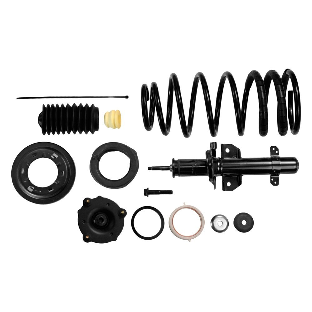 monroe lincoln continental sedan 1994 air to coil springs conversion kit. Black Bedroom Furniture Sets. Home Design Ideas