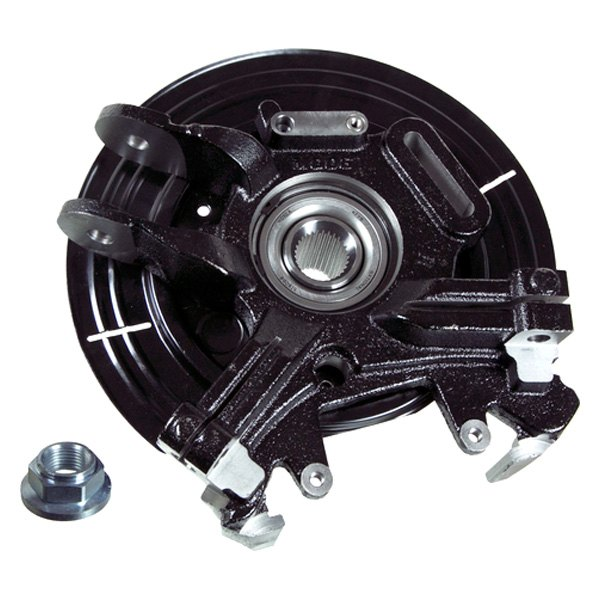 Steering Knuckle Repair Cost: For Ford Explorer 02-05 MOOG Rear Passenger Side Wheel