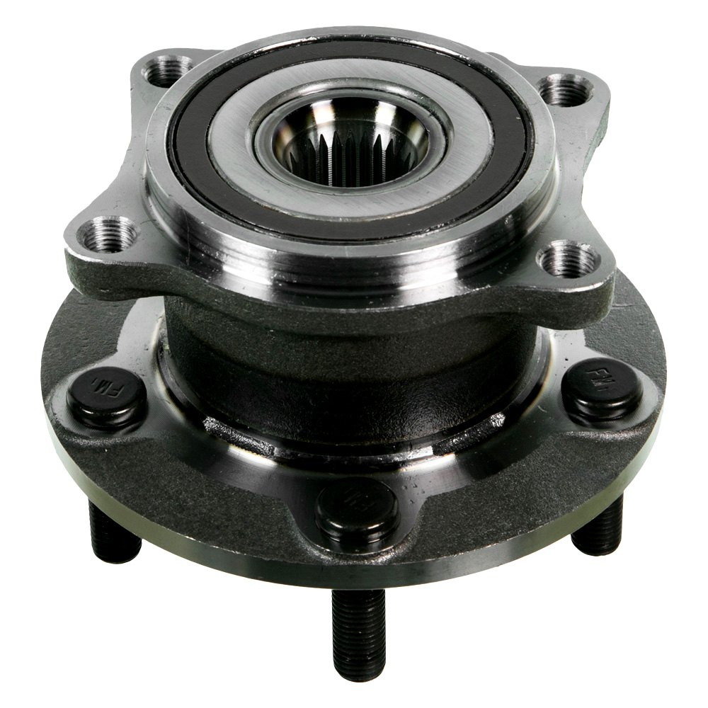 What Is A Wheel Bearing Diagnosing A Wheel Bearing Noise: Rear Wheel Bearing And Hub Assembly