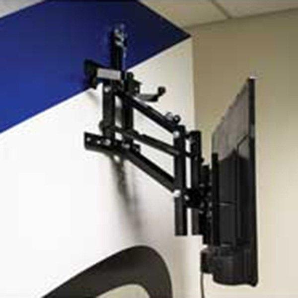 mor ryde tv mount drop down wall mount ebay. Black Bedroom Furniture Sets. Home Design Ideas