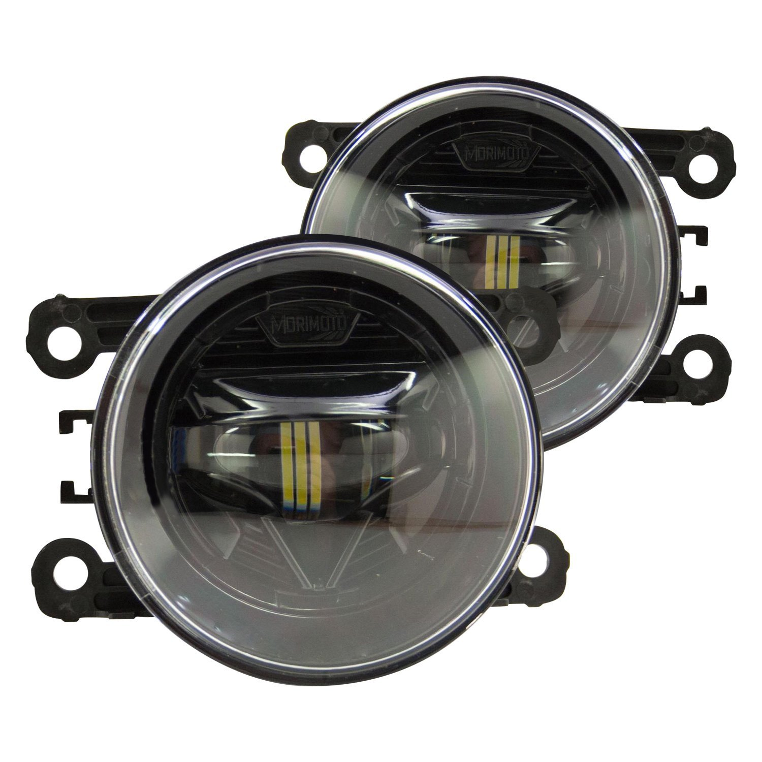 20122014 Ford Focus Fog Lights Pair Lamps With Bulb Harness Switch