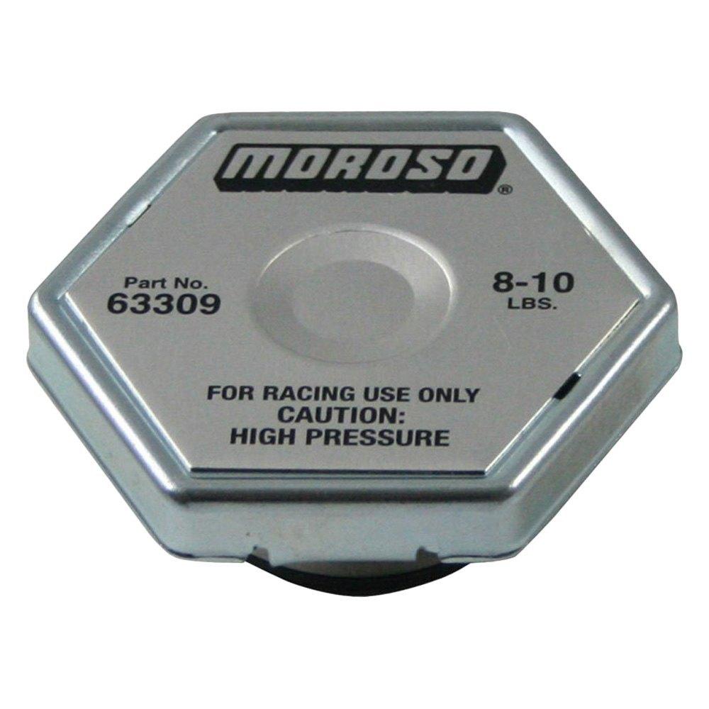 Moroso 174 63309 Racing Radiator Cap