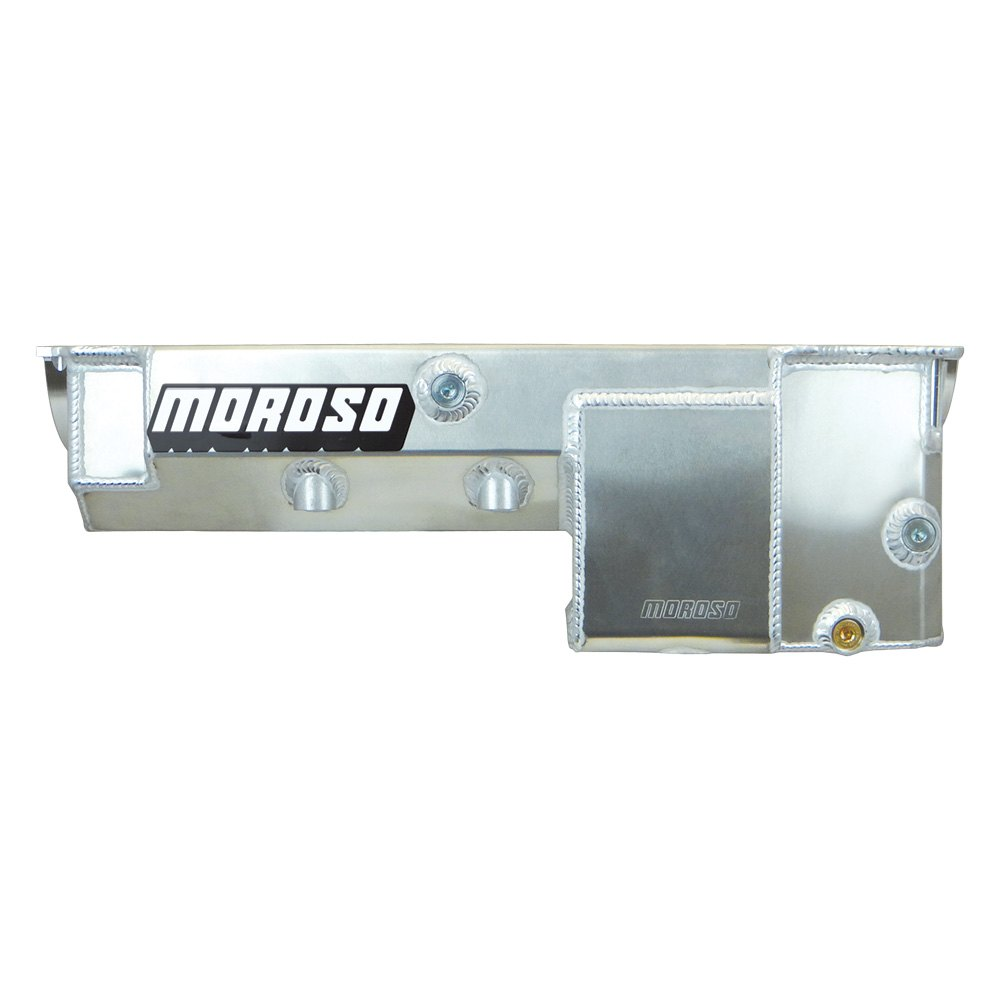 Moroso® 20485 - Drag Race Oil Pan (Chevy Big Block)