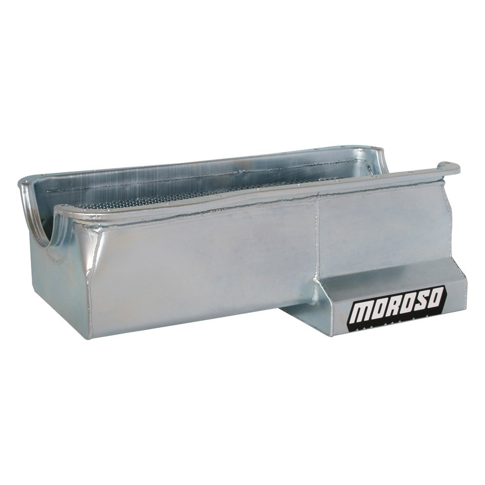 Moroso® 20614 - Drag Race Oil Pan
