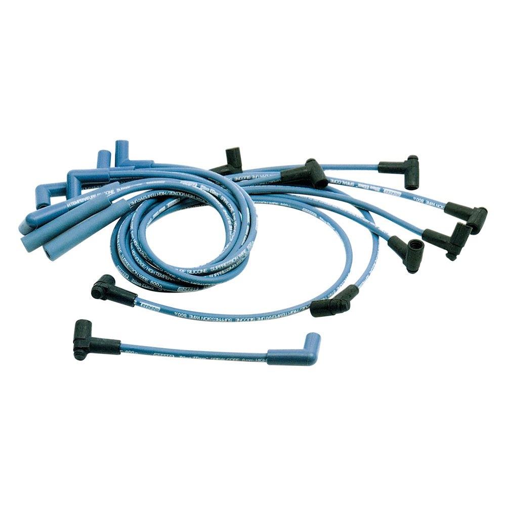moroso® - ford bronco 1988 blue max™ wire set 1988 ford bronco 2 fuse box