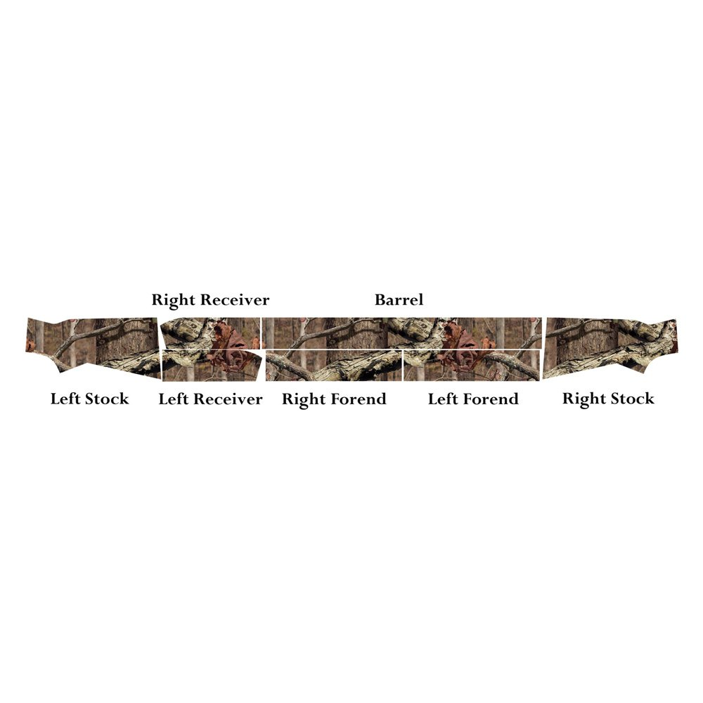 Mossy Oak Graphics 174 14004 Bi Break Up Infinity Shotgun