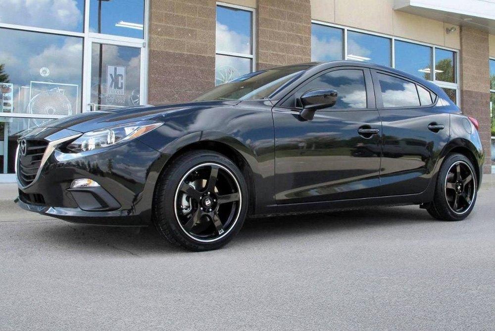 MOTEGI RACING® MR116 Wheels - Gloss Black with Machined ...