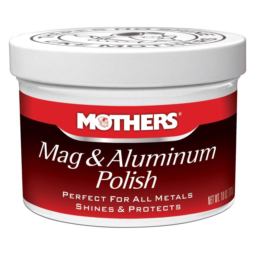 Mothers 05101 10 oz mag and aluminum polish
