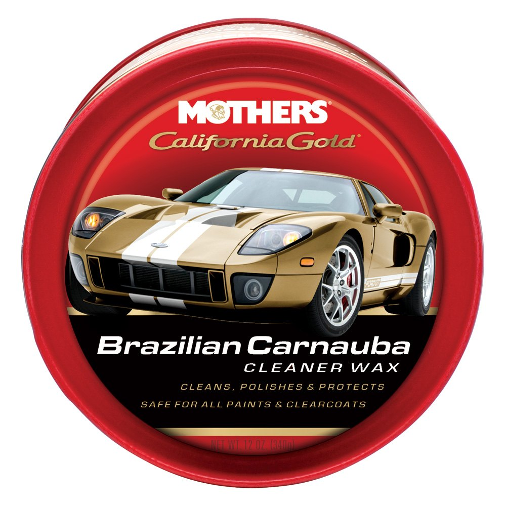swap meet car wax carnauba