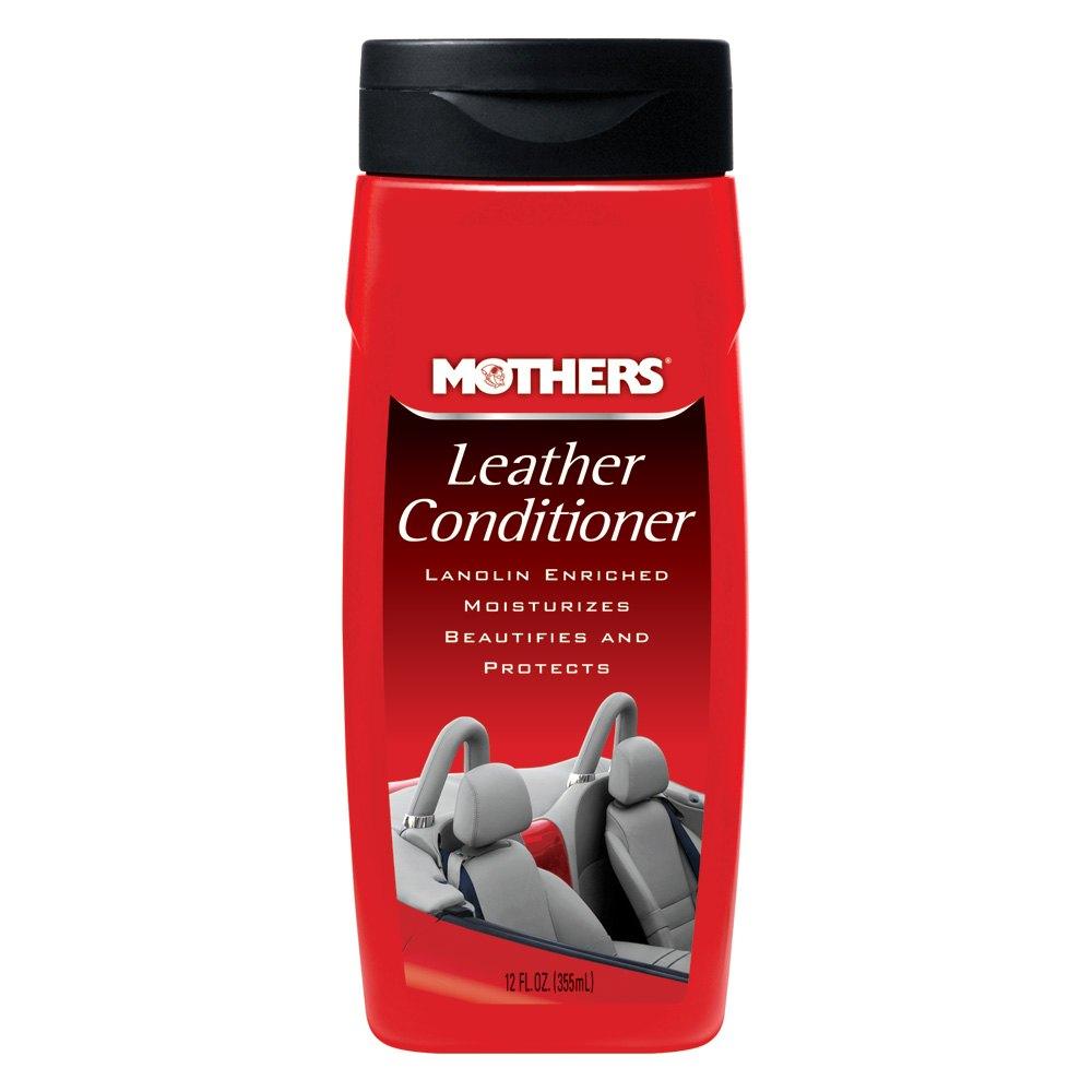leather conditioner 12 oz auto car interior care mothers brand new 06312 ebay. Black Bedroom Furniture Sets. Home Design Ideas