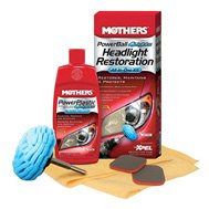 MOTHERS® - PowerBall 4Lights™ Headlight Restoration Kit