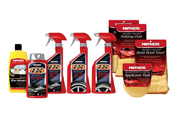 Mothers Car Care >> Mothers Polishes Waxes Cleaners Carid Com