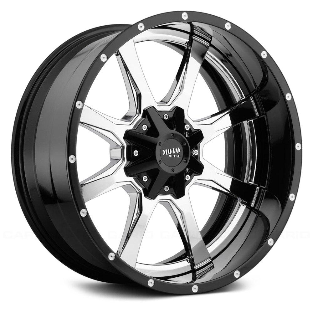 moto metal mo201 wheels 22x12 44 5x139 7 78 3 black rims set of 4 885463266473 ebay. Black Bedroom Furniture Sets. Home Design Ideas