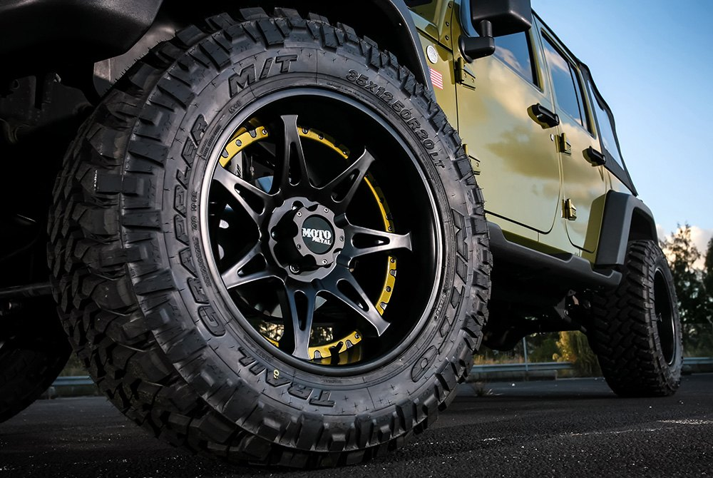 Moto Metal™ | Wheels & Rims from an Authorized Dealer ...
