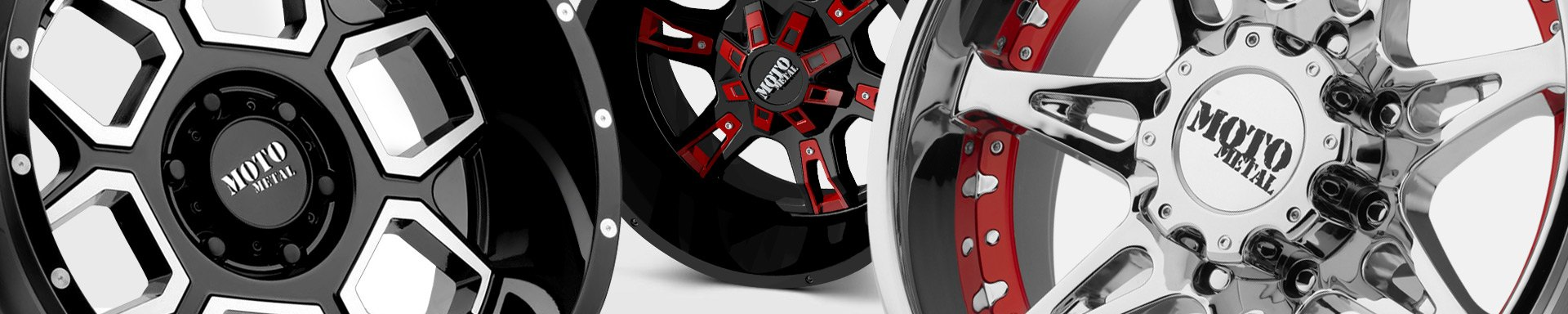 Universal MOTO METAL WHEELS & RIMS