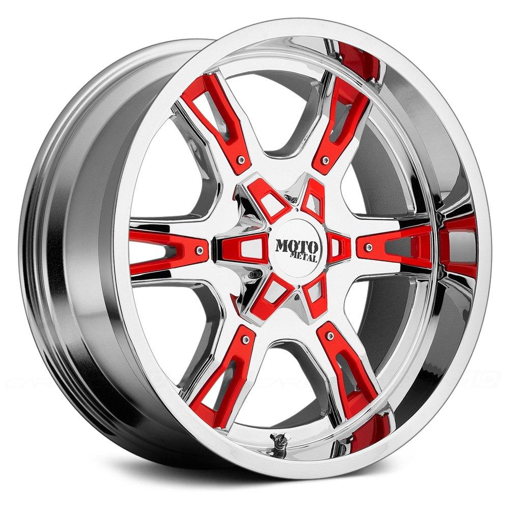 Moto Metal® Mo969 Chrome