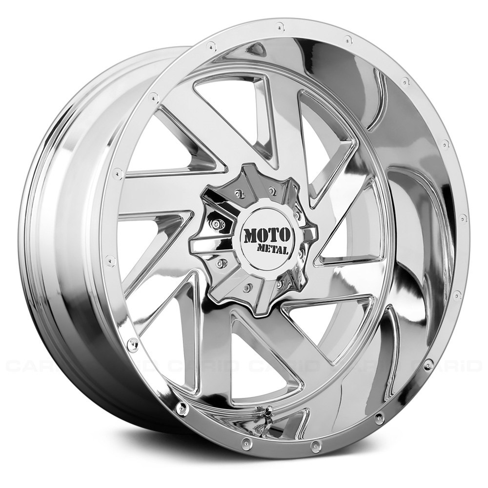 Moto Metal Mo988 Melee Wheels Chrome Rims