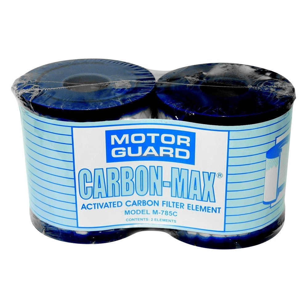 Motor Guard M 785c Carbon Max 2 Pack Filter