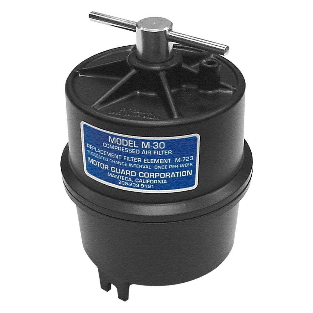 motor guard m30 45 cfm compressed air filter sub micronic