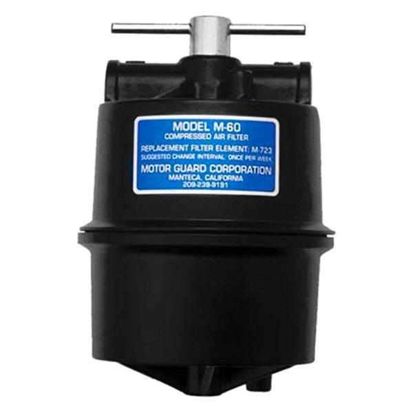 Motor Guard M60 100 Cfm Compressed Air Filter Sub Micronic