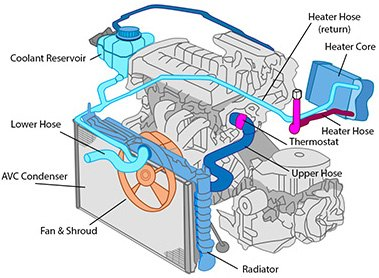 motorad tech educationEngine Coolant System #18