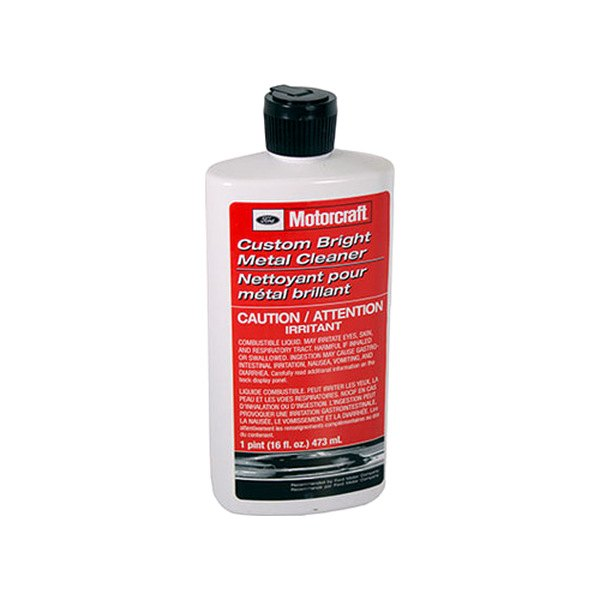 Motorcraft 174 Zc15 Custom Bright Metal Cleaner
