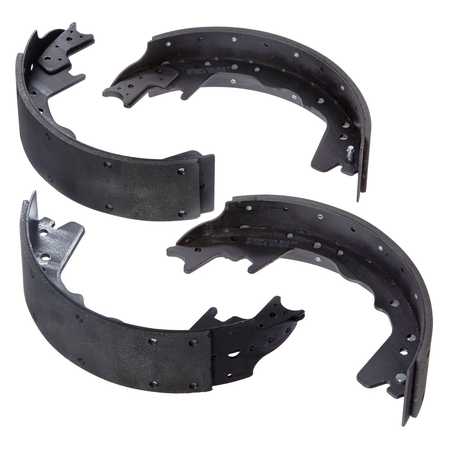 Motorcraft 174 Ford F 250 1984 Rear Drum Brake Shoes
