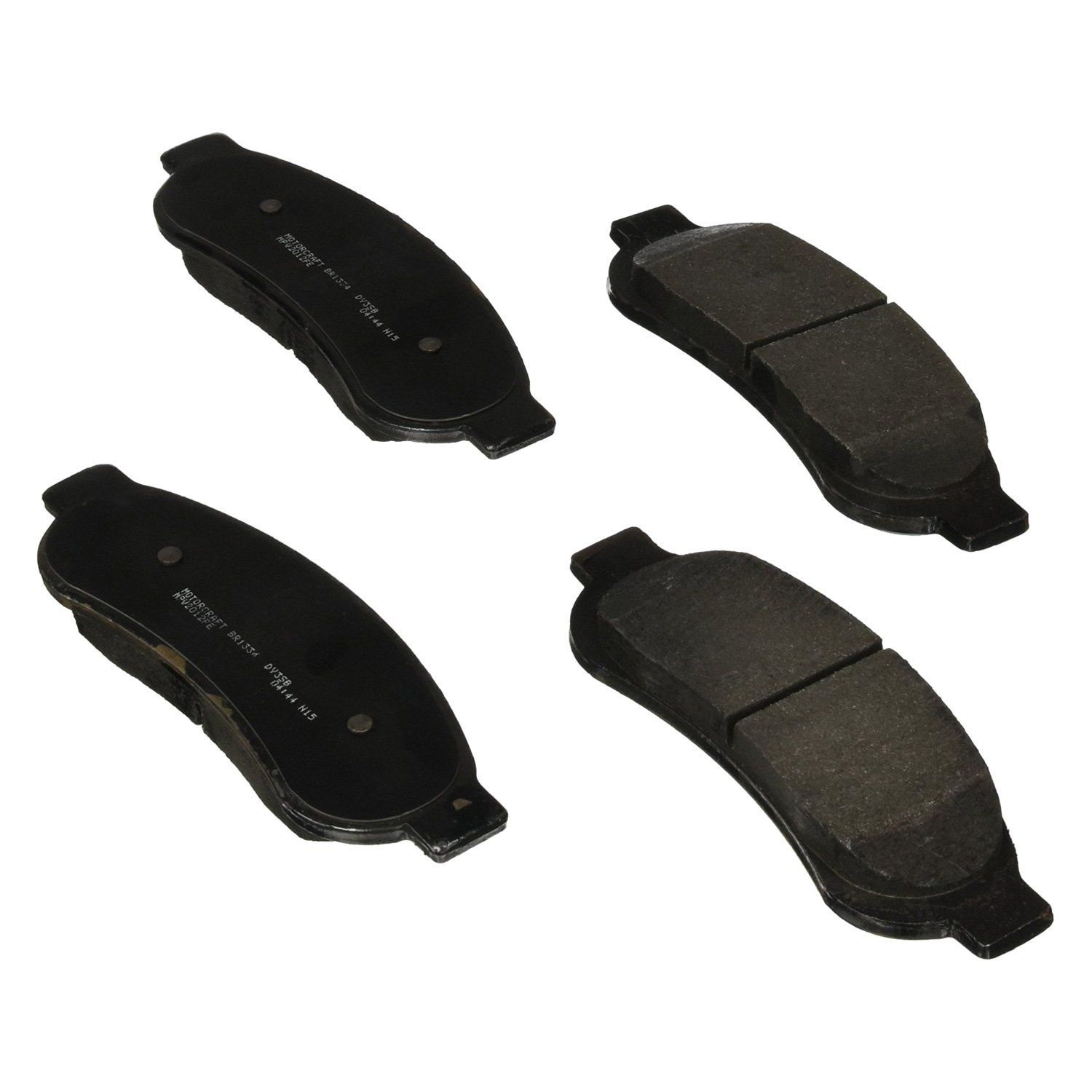 Disc Brake Pad-Standard Premium Front fits 08-12 Ford F-250 Super Duty