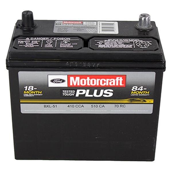 Motorcraft Bxl51 Tested Tough Plus Battery