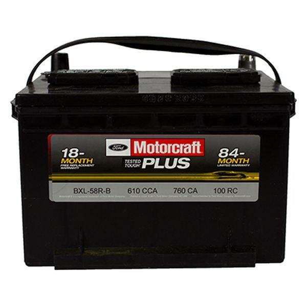 Motorcraft Bxl58rb Tested Tough Plus Battery